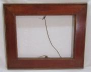 Фоторамка старинная Рамка для картины, для фото, дерево №7001